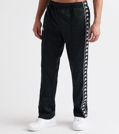 Kappa  222 Banda Astoriazz Joggers  Black - 304KQU0-906 | Jimmy Jazz