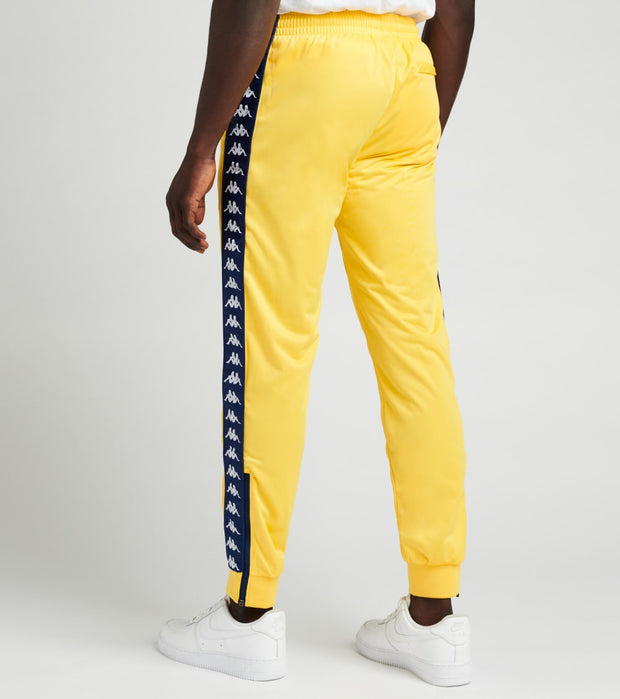 Kappa  222 Banda Rastoriazz Track Pants  Yellow - 304KQW0-B2B | Jimmy Jazz