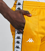 Kappa  222 Banda Rastoriazz Track Pants  Yellow - 304KQW0-BY3 | Jimmy Jazz