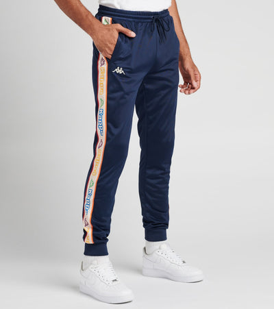 Kappa  Logo Tape Alic Track Pants  Blue - 304M5W0-A0O | Jimmy Jazz