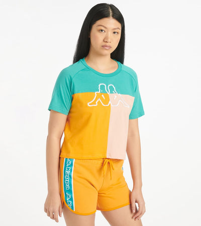 Kappa  Logo Batiz  Green - 304RHE0-903 | Jimmy Jazz