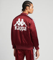Kappa  222 Banda Bawer Jacket  Red - 304RMA0-BY6 | Jimmy Jazz