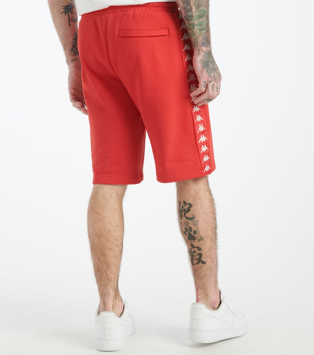 Kappa  222 Banda Marvs Shorts  Red - 304S2J0-Z00 | Jimmy Jazz