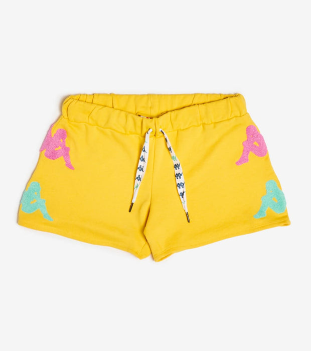 Kappa  Authentic Sand Cartan Shorts  Yellow - 304S6Y0-916 | Jimmy Jazz