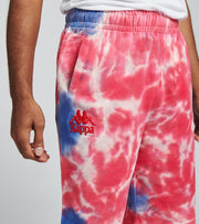 Kappa  Authentic Cyntu Fleece Shorts  Red - 304SZH0-A08 | Jimmy Jazz