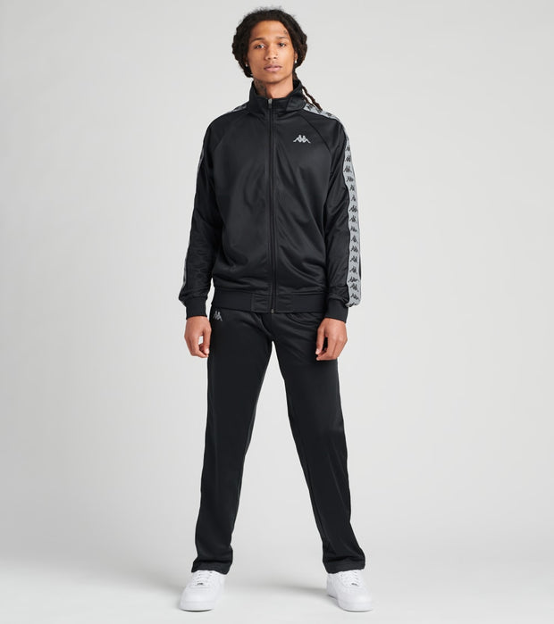Kappa  222 Banda Joseph Track Jacket  Black - 304UPN0-900 | Jimmy Jazz