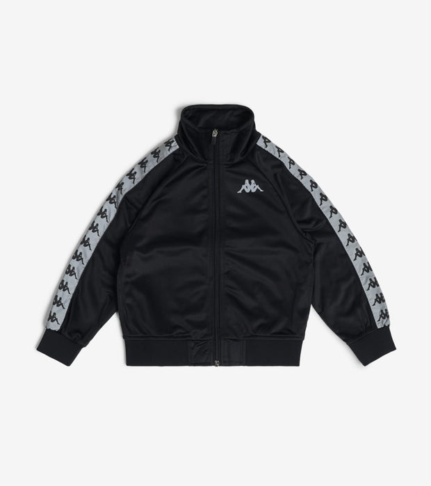 Kappa  Boys 222 Banda Joseph Reflective Jacket  Black - 304UPN0Y-900 | Jimmy Jazz