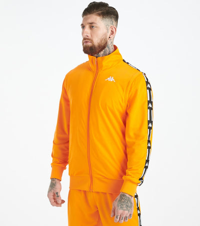 Kappa  Authentic La Banir Jacket  Orange - 304VSN0-A07 | Jimmy Jazz