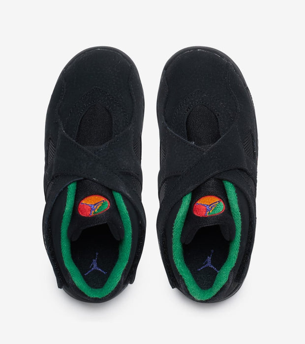 Jordan  Retro 8 Sneaker   Black - 305360-004 | Jimmy Jazz