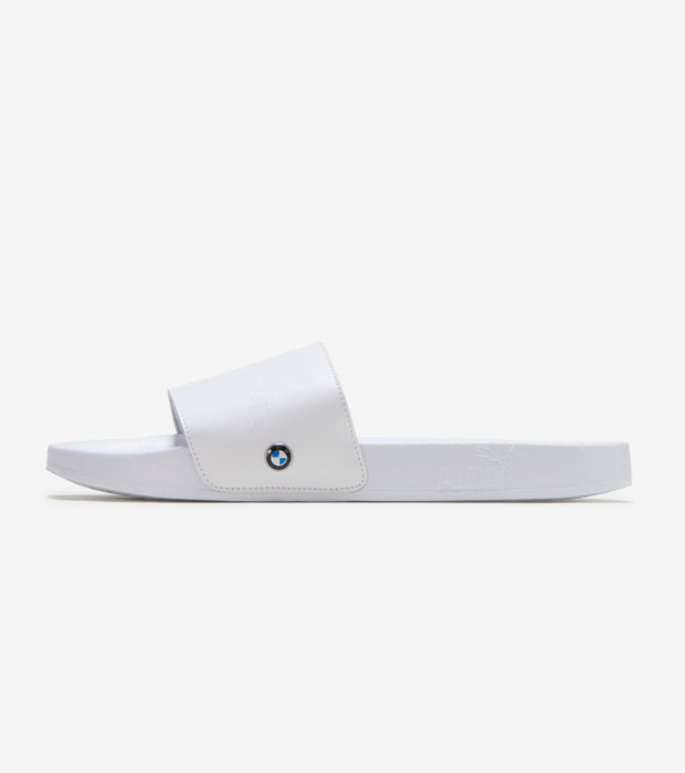 Puma  BMW MMS Leadcat Slides  White - 306408-02 | Jimmy Jazz