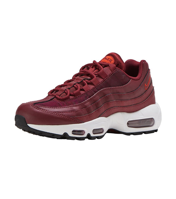 Nike  Air Max 95  Burgundy - 307960-605 | Jimmy Jazz