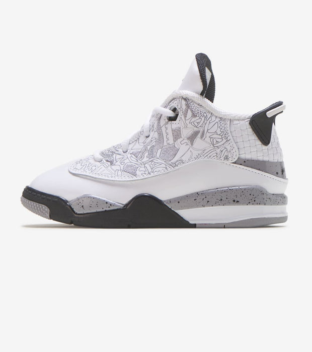 Jordan  Dub Zero  White - 311072-105 | Jimmy Jazz