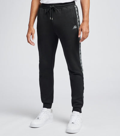 Kappa  222 Banda Dariis Joggers  Black - 311CD8W-900 | Jimmy Jazz