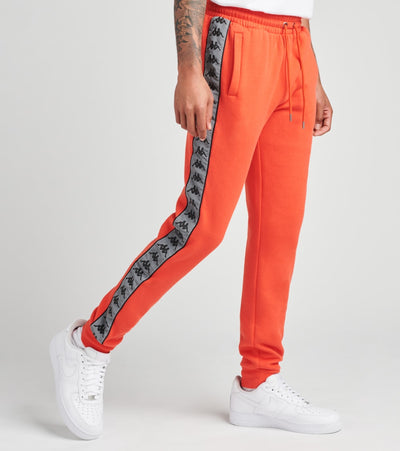 Kappa  222 Banda Dariis Joggers  Orange - 311CD8W-BYO | Jimmy Jazz