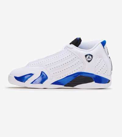 "Jordan  Retro 14 ""Hyper Royal""  White - 312092-104 