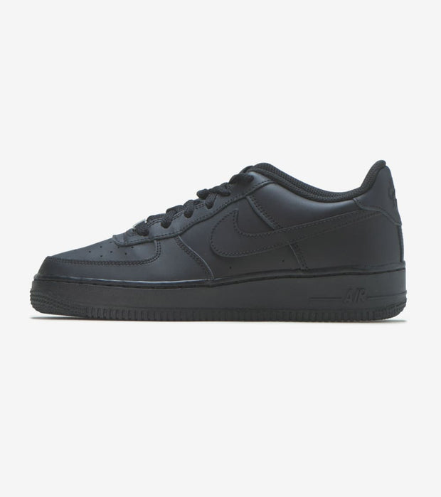 Nike  Air Force 1  Black - 314192-009 | Jimmy Jazz