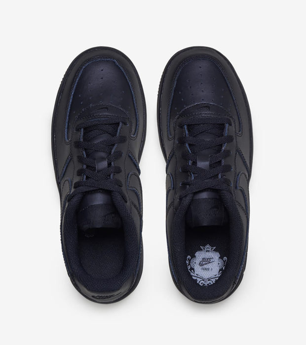 Nike  Air Force 1  Black - 314193-009 | Jimmy Jazz