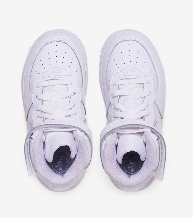 Nike  Air Force 1 Mid  White - 314197-113 | Jimmy Jazz