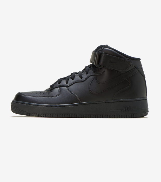 Nike  Air Force 1 Mid  Black - 315123-001 | Jimmy Jazz