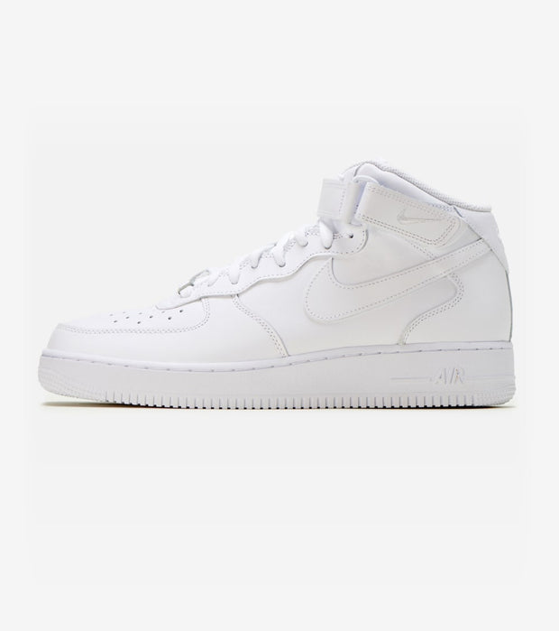 Nike  Air Force 1 Mid  White - 315123-111 | Jimmy Jazz