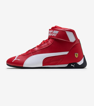 Puma  R-CAT Mid Ferrari  Red - 339938-01 | Jimmy Jazz