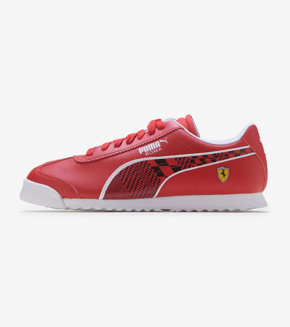 Puma  Roma Ferrari  Red - 339940-03 | Jimmy Jazz