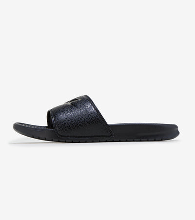 Nike  Benassi Slides  Black - 343880-001 | Jimmy Jazz