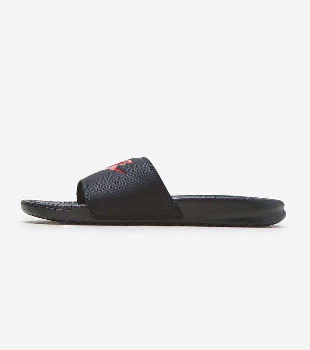 Nike  Benassi Jdi Sandal  Black - 343880-060 | Jimmy Jazz