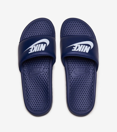 Nike  Benassi JDI Slide  Navy - 343880-403 | Jimmy Jazz