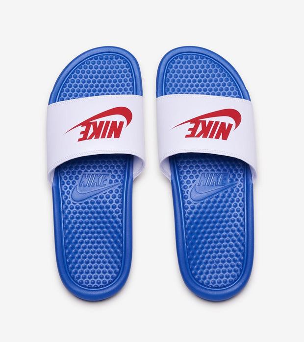 Nike  Benassi JDI Slide  Blue - 343880-410 | Jimmy Jazz