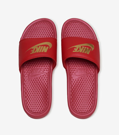 Nike  Benassi JDI  Red - 343880-602 | Jimmy Jazz