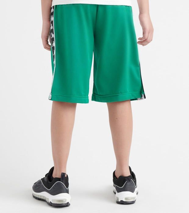 Kappa  222 Banda Treadwell Short  Green - 3500920Y-A14 | Jimmy Jazz