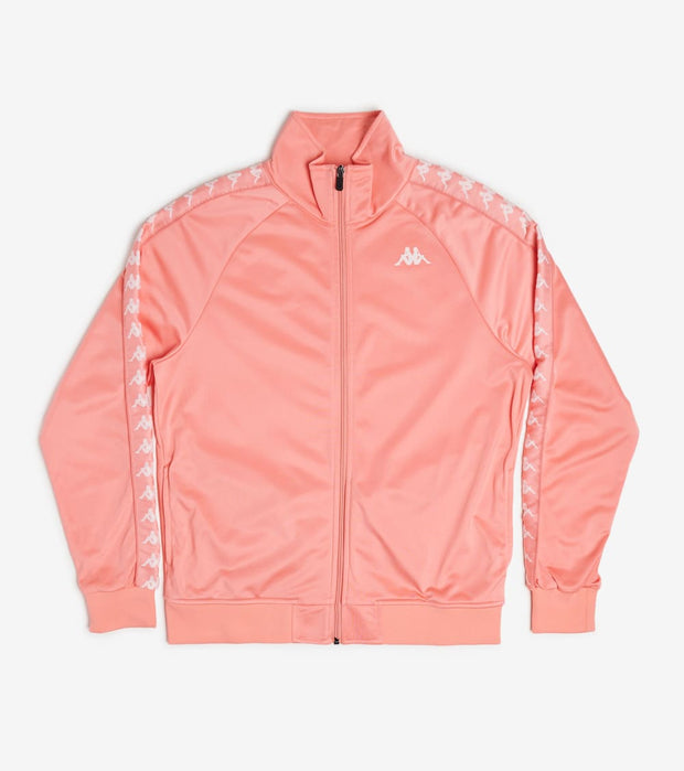 Kappa  222 Banda Anniston Jacket  Pink - 3502050-A3G | Jimmy Jazz
