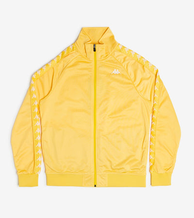 Kappa  222 Banda Anniston Jacket  Yellow - 3502050-F72 | Jimmy Jazz