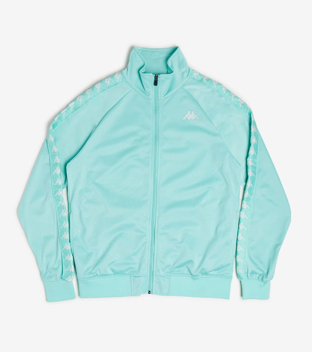 Kappa  222 Banda Anniston Jacket  Green - 3502050-F74 | Jimmy Jazz