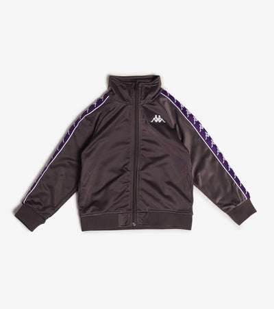 Kappa  222 Banda Anniston Track Jacket  Grey - 3502050Y-A0Q | Jimmy Jazz