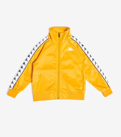 Kappa  222 Banda Anniston Jacket  Yellow - 3502050Y-BY3 | Jimmy Jazz