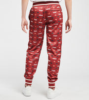 Kappa  Authentic Kern Sport Pants  Red - 35118XW-A06 | Jimmy Jazz
