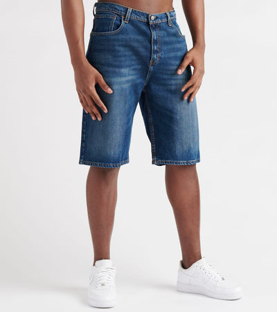 Levis  569 Loose Straight Fit Shorts  Blue - 35569-0302 | Jimmy Jazz