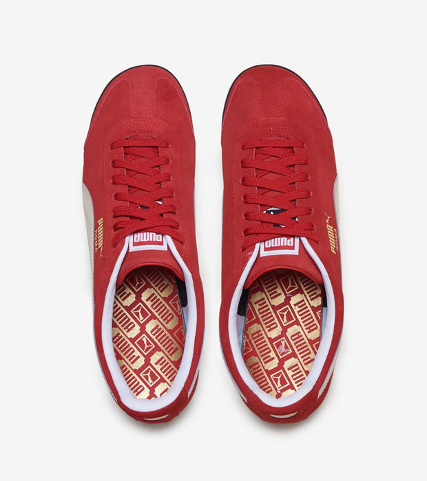 Puma  Roma Suede  Red - 365437-13 | Jimmy Jazz