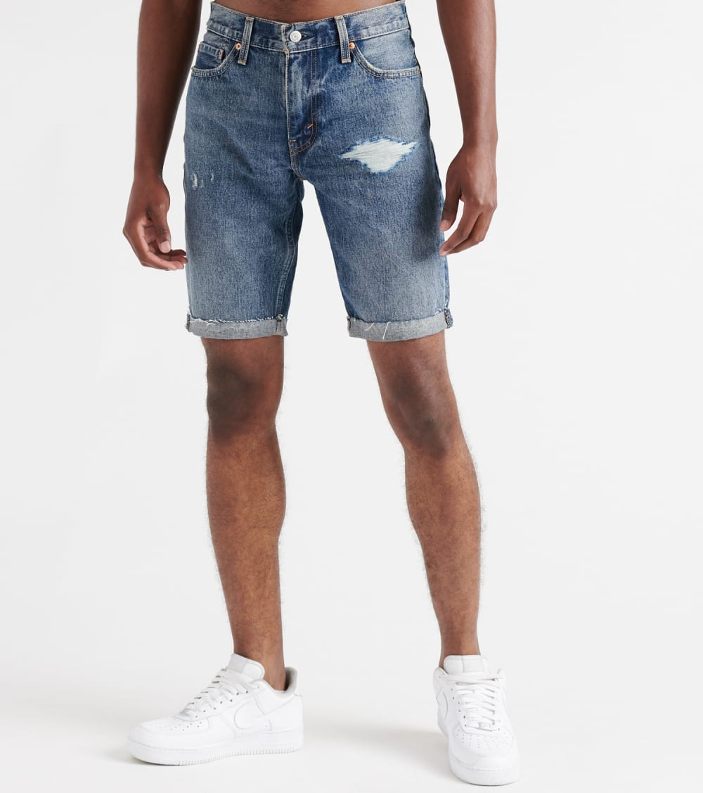 Levis  511 Cut Off Shorts  Blue - 36555-0289 | Jimmy Jazz