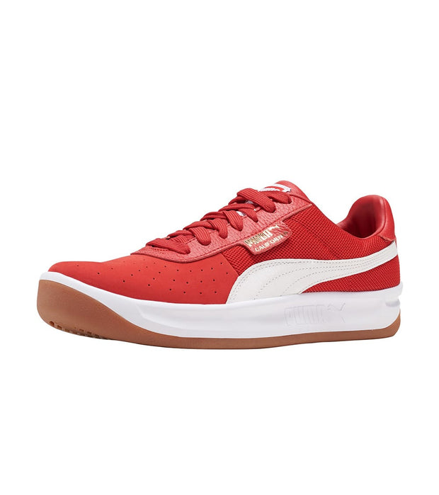 Puma  California Casual Sneaker  Red - 366608-07 | Jimmy Jazz