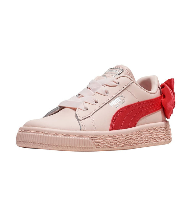 Puma  Basket Low  Pink - 367323-02 | Jimmy Jazz