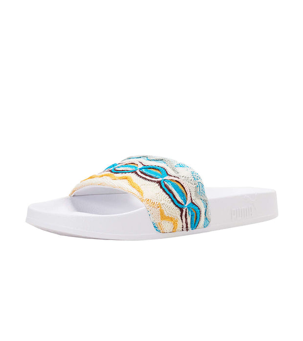 Puma  Leadcat Coogi Slipper  White - 368039-01 | Jimmy Jazz