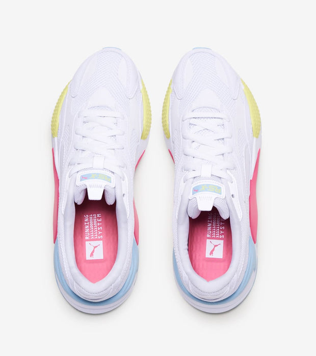 Puma  RS-X3 Leather Pop  White - 368733-01 | Jimmy Jazz