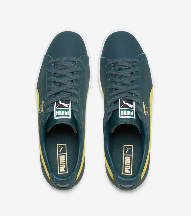 Puma  Clyde Core  Green - 369293-03 | Jimmy Jazz