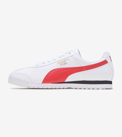 Puma  Roma Basic  White - 369571-11 | Jimmy Jazz