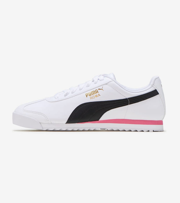 Puma  Roma Basic  White - 369571-14 | Jimmy Jazz