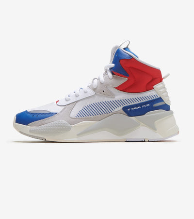 Puma  RS-X Midtop Utility  Blue - 369821-02 | Jimmy Jazz