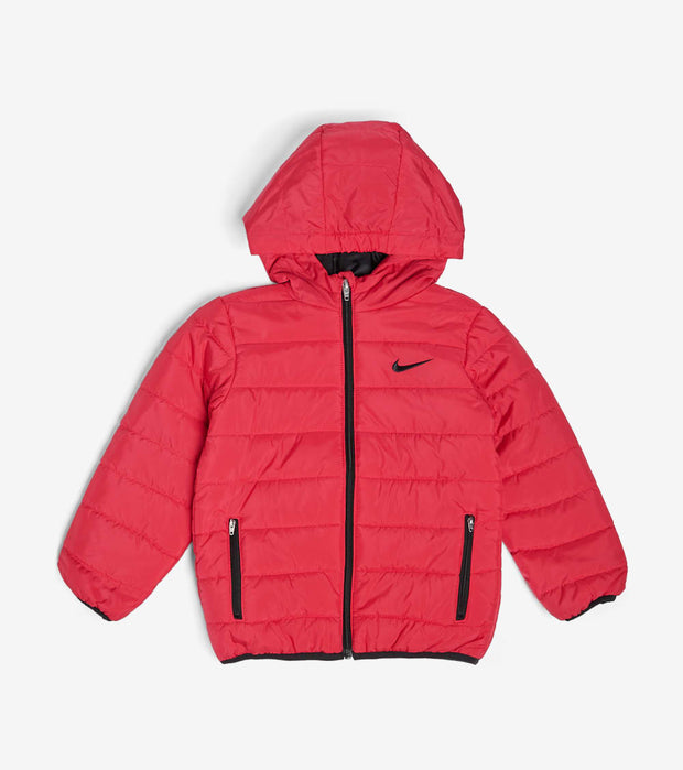 Nike  Girls' Quilted Jacket  Pink - 36A726G-A4Y | Jimmy Jazz